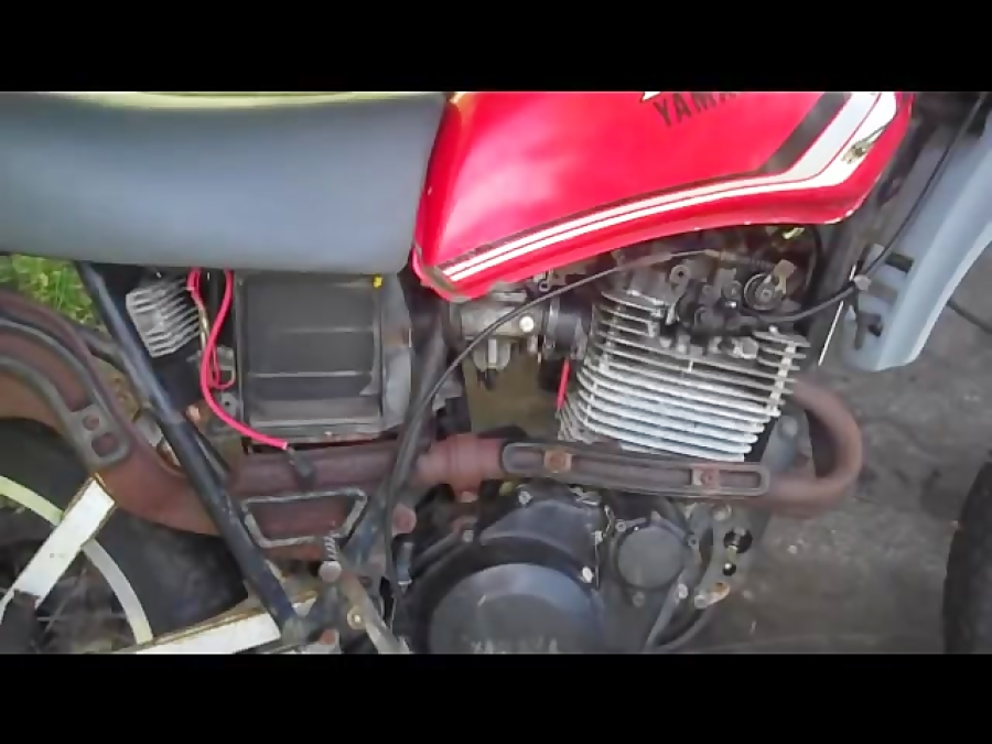 test and repair motorcycle CDI coil system spark failure parody