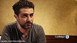 گفتگوی اختصاصی با وحید رهبانی بازیگر سریال گاندو