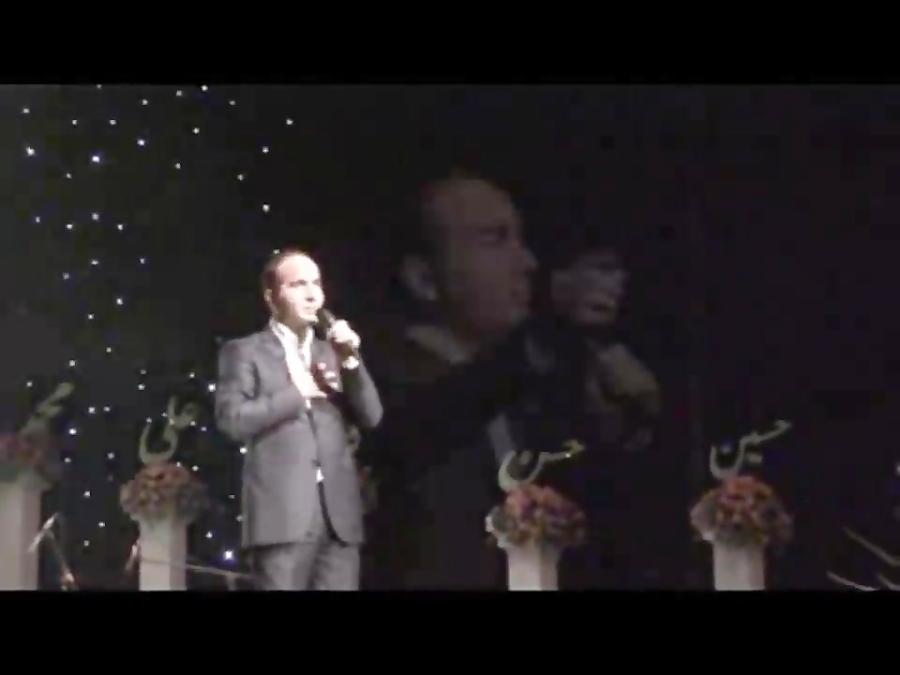 حسن ریوندی - کنسرت خنده دار شومن ایرانی