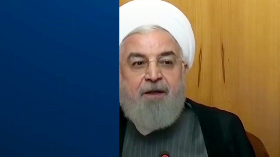 روحانی: به وعدهها عمل نکنید راکتور هستهای اراک را به شرایط سابقش برمیگردانیم&helli