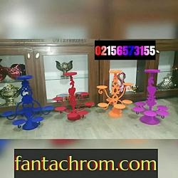 ساخت دستگاه مخمل پاش  پودر مخمل  چسب مخمل  دستگاه فانتاکروم 09127692842