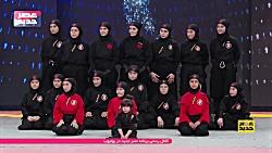 گروه دختران نینجا چهارمین اجرای قسمت سیزدهم - مرحله دوم - عصر جدید