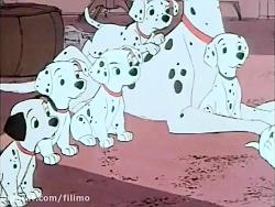 آنونس انیمیشن «صد و یک سگ خالدار»