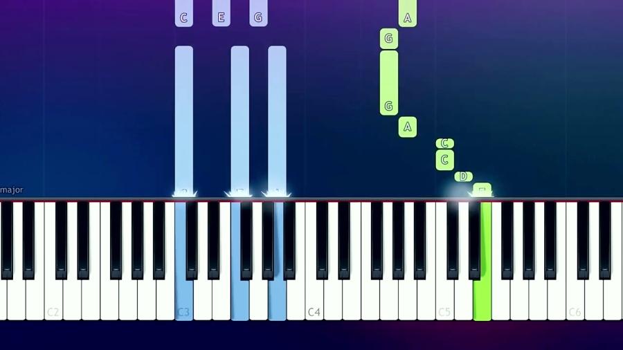 BTS (방탄소년단) - Euphoria - Piano Tutorial