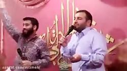 (عجب شور و حال و صحن و سرایی) کربلایی حسین طاهری ایام ولادت حضرت معصومه (س) و ام