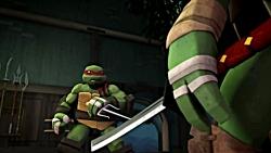 لاکپشت های نینجا 2012 کیفیت عالی فصل یک قسمت یک