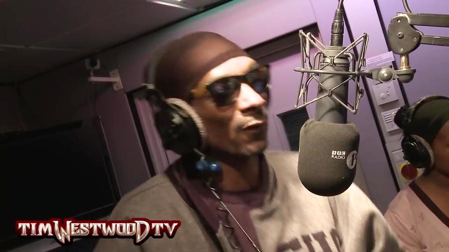 Snoop Dogg freestyle - Westwood