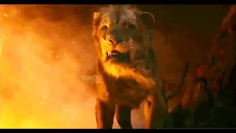 The Lion King Simba Destroys Scar Fight Scene Trailer New 2019 Disney Live