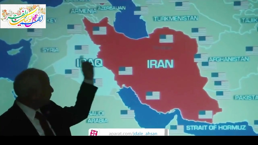 صحبت های طوفانی دکتر حسن عباسی - جنگ نخواهد شد ، مذاکره نخواهیم کرد