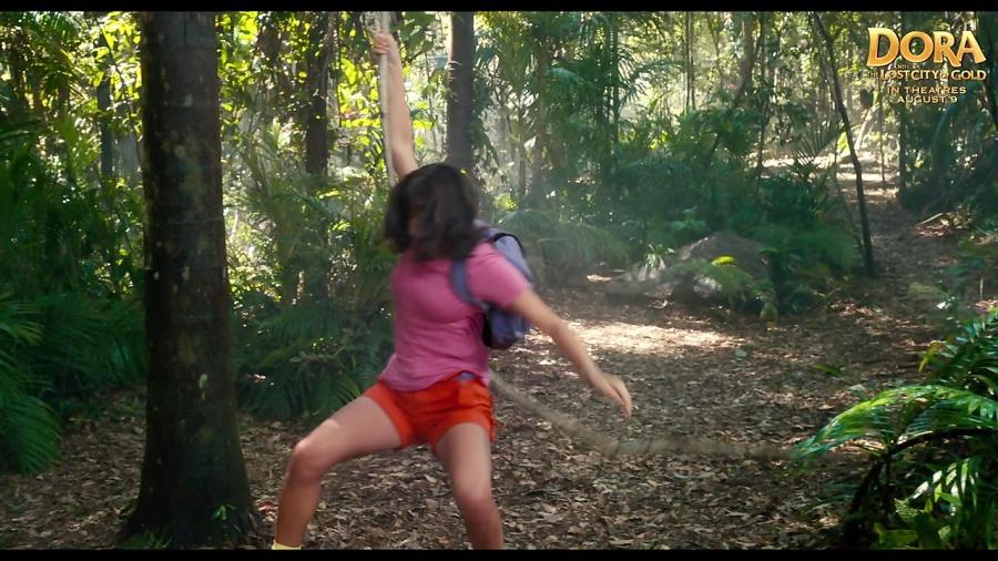 تریلر جدید فیلم Dora and the Lost City of Gold