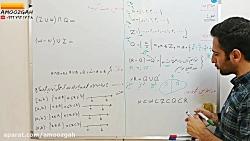 ویدیو آموزش فصل اول ریاضی نهم بخش اول