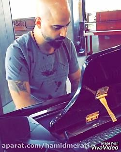 تنظیم و اجرای پیانو اثر...