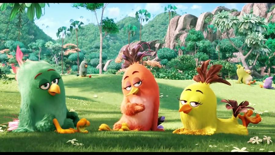 The Angry Birds - Teaser - تیزر فیلم سینمایی پرندگان خشمگین