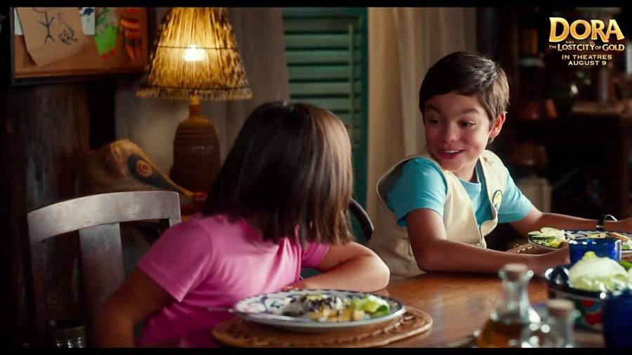 یک تریلر جدید از فیلم Dora and the Lost City of Gold منتشر شد