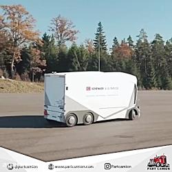 کامیون خود ران T-POD شرکت ...