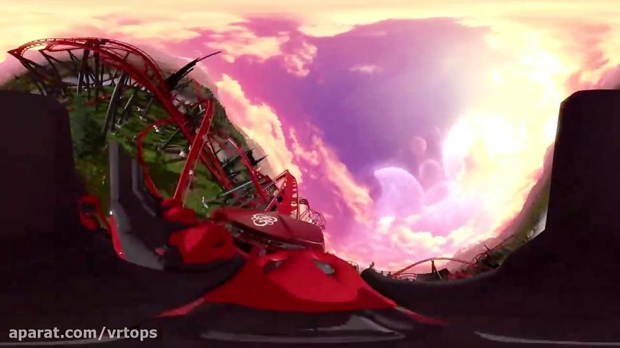 فیلم واقعیت مجازی ترین اپیک