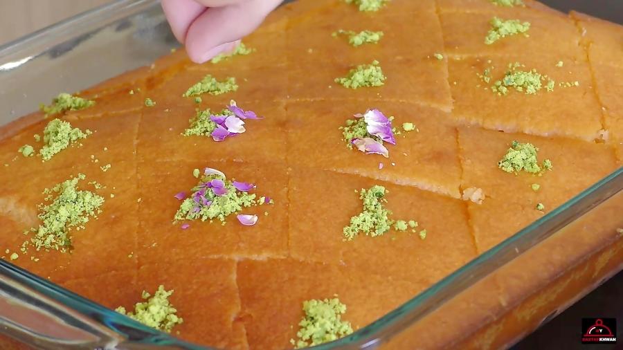طرز تهیه کیک خوشمزه و ساده