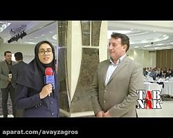 زیرساخت های ورزشی کرمانشاه رو به رشد است