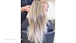 12 مدل برش مو و رنگ موی مناسب
