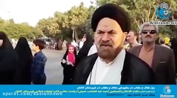 به مناسبت روز عفاف و حجاب در راهپیمایی عفاف و حجاب در شهرستان کاشان