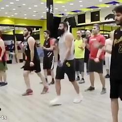رقص و ورزش