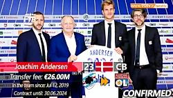 شایعات و نقل و انتقالات رسمی تابستانی فوتبال اروپا 98 04 23
