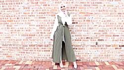 چند استایل با حجاب و شیک برای تابستان