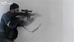 تک تیراندازان سوریه و عراق: هدشات دشمن و خطا در تیراندازی