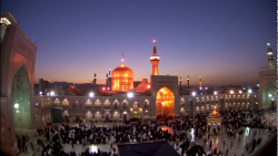 نماهنگ زائر (امام رضا ع...