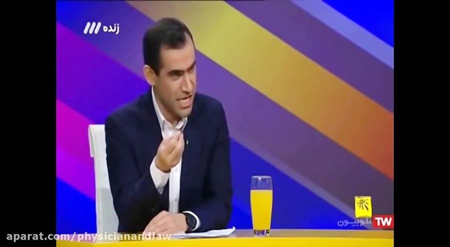 صحبتهای پدیدهای به نام حسینی در برنامه حالا خورشید