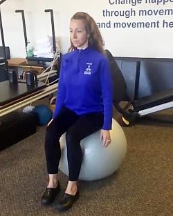 تقویت عضلات کف لگن و تن...