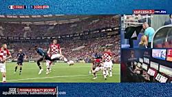 قهرمانی فرانسه در جام ج...