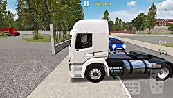 World Truck Driving Simulator - First Ride w/ 121Km/h Speed