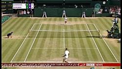 فینال رویایی تنیس