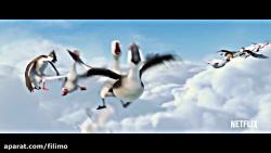 آنونس انیمیشن «خوب بد غاز»