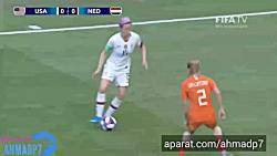 فینال جام جهانی زنان فر...
