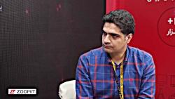 مصاحبه زومیت با اشکان قویدل، معاونت فنی شرکت نوژن در الکامپ 98