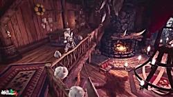 گیم پلی بازی  Monster Hunter World: Iceborne به همراه توضیحات سازندگان