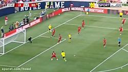 خلاصه بازی لیورپول 2-3 دورتموند