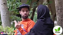 بمب خنده های محمد امین کریم پور