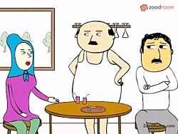 طنز پرویز و پونه - سیر ن...
