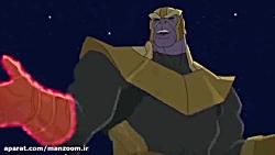 انیمیشن مارول