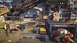 گیم پلی جدید از بازی Gears...