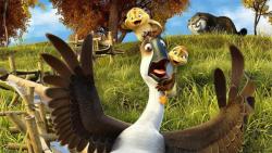 انیمیشن اردک اردک غاز