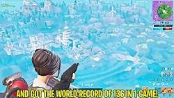 ( رکورد جهانی در گیم فور...