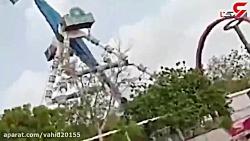 حادثه مرگبار در شهربازی احمدآباد