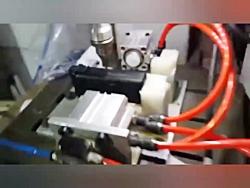 حکاکی قفل مرکزی سوئیچ / دستگاه حکاکی کوبشی / shayahak.com /indent marking