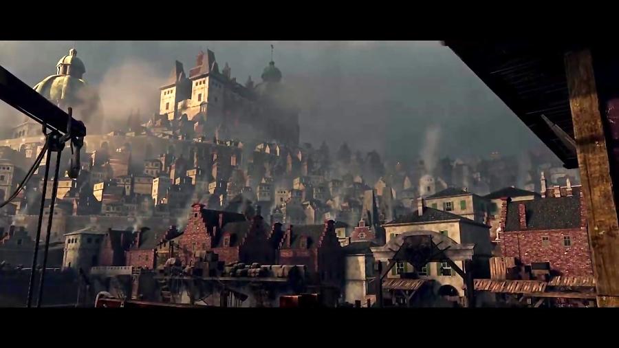 تریلر جدید بازی GreedFall با محوریت ساخت جهان و محیط بازی