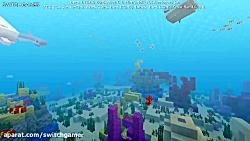 اولین ویدیو با ماینکرافت | minecraft