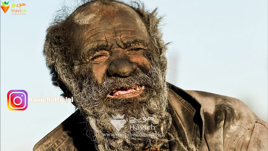 ۶۰ سال از آخرین حمام او می گذرد (گود دانلود)